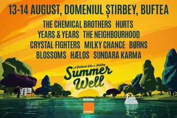 Summer Well 2016! Ce trupe vom admira?
