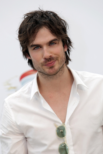 Ian Somerhalder, Sagetatorul care va tinti direct in inima ta