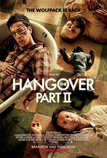 The Hangover Part II - povestea se repeta