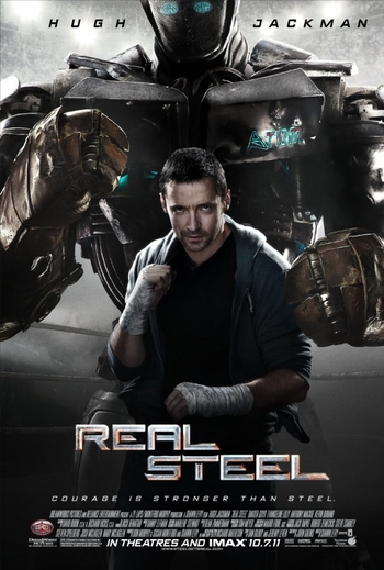 Pumni de otel / Real Steel
