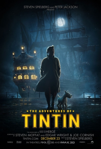 The Adventures of Tintin – Secretul Unicornului