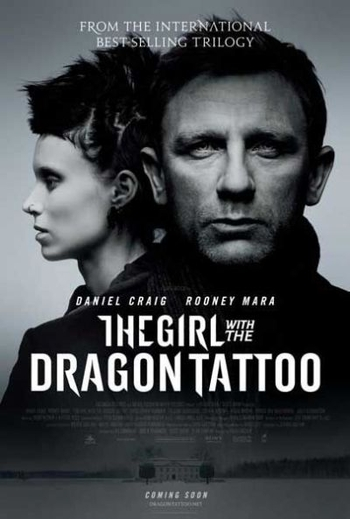 The Girl with the Dragon Tattoo – sau Barbati care urasc femeile
