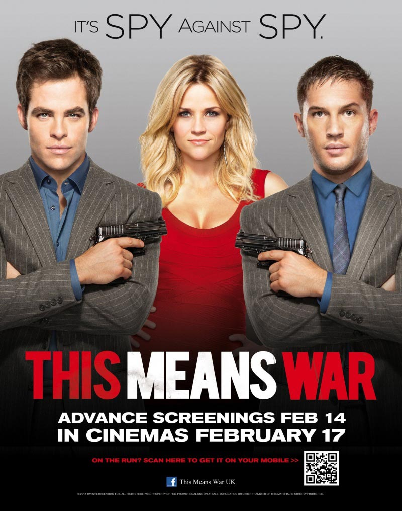 This Means War – In dragoste este ca in razboi