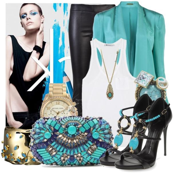 Trend alert: Chic turquoise