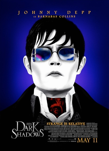 Dark Shadows – Umbre intunecate