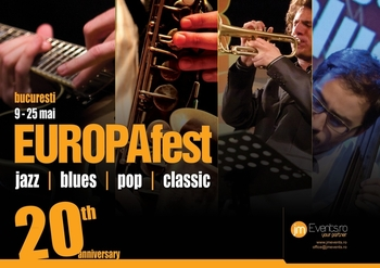 EUROPAfest – 100% jazz and more