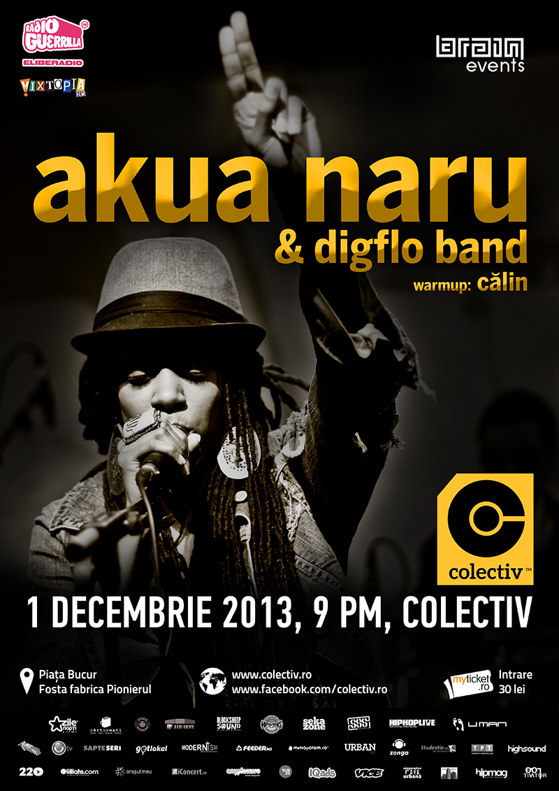 AKUA NARU & The Digflo Band (SUA)